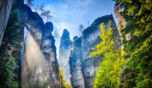 映画「アバター」のロケ地を紹介!神秘的な中国の大自然に触れよう